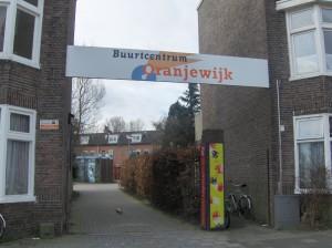 locatie Oranjewijk